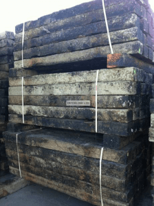 NZ Railway sleepers - Railway Sleepers NZ
