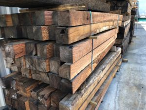 A- Grade Half Sleeper - Australian hardwood