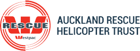 Logo for Auckland Rescue Helicopter Trust
